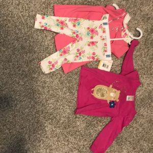 Other - Little me set and Gymboree top.